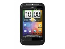 HTC Wildfire S schwarz [OHNE SIMLOCK] AKZEPTABEL