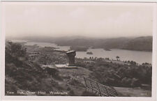 Rp, View From Orrest Head, Windermere, England, Uk, 1920-1940s