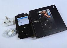 Apple iPod Video Classic 80GB 5th Gen Generation Black MP3 WARRANTY