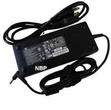 New Genuine HP Envy 17-J092NR 120W AC Adapter 677762-001 693709-001