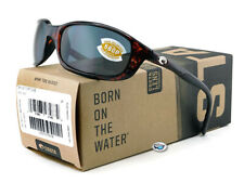New Costa Del Mar BRINE Polarized Sunglasses   Tortoise / 580P Grey Lens