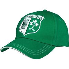 IRELAND WRU IRB Rugby World Cup 6 Nation Baseball Cap HAT & SCARF Adult NEW Gift
