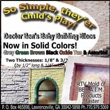 Baby Building Blocs 2-POUNDER & HANDY BLADE TOOL SET *NEW* Doctor Ben's obtPR2