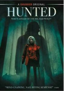 HUNTED DVD BRAND NEW SEALED 2021