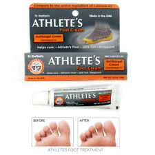 Athlete's Foot Antifungal Cream Treatment Jock Itch Ringworm Itching Anti Fungus