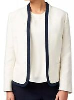 Eastex Contrast Tipped Jacket For Women Selling Well SIZE 14 RRP£149 BOX37