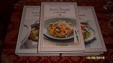 SLOW FOOD * CUCINA * Zucca, funghi e tartufi (pagine 359 a colori e ricette)