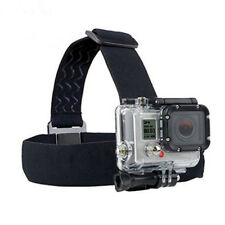 Action Camera Accessories Headband Chest Head Strap Mount for GoPro Herohelmet