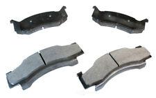Disc Brake Pad Set-Semi-metallic Pads Front Tru Star PPM123