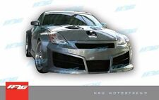 For 350Z z33 2003-2008 Nissan HC style Fiberglass wide full body kit HC-81FWK