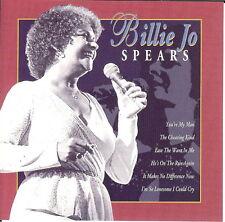 Billie Jo Spears - CD Album