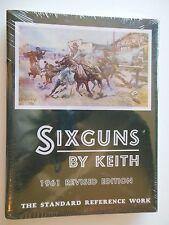 Sixguns By Elmer Keith Hardcover Mint gun book colt single action Handgun Gift 3