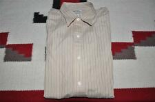Ralph Lauren RRL Striped Cotton Dress Shirt 16