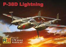 RS Models 1/72 Lockheed P-38D Lightning # 92155