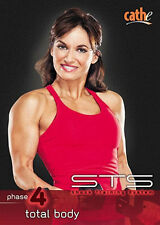 Weight Training Strength Training Exercise DVD - CATHE FRIEDRICH STS Total Body!