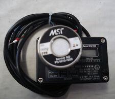 MST FMK 9002 REMOTE GAS SENSOR HEAD W/ 9012-7200 SENSOR & MOUNTING BRK. Manual