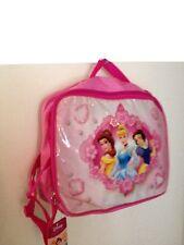 Princess Messenger Bag Luggage Travel Gym Snow White Cinderella Disney Aurora