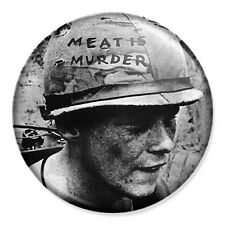 """The Smiths 25mm 1"""" Pin Badge Button Meat Is Murder Morrissey Alternative Rock"""