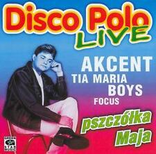Disco Polo Live - Pszczolka Maja (CD)   NEW  POLISH