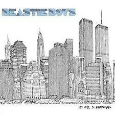 To the 5 Boroughs by Beastie Boys (Vinyl, Dec-2017, 2 Discs, Virgin EMI (Universal UK))