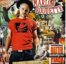 Matter Fixed - Marlon Roudette 2012 Story Line, New Age Brand New Music Audio CD