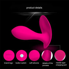 Bluetooth Wireless Remote  App Control Butterfly Vibration Vibrating Smart phone