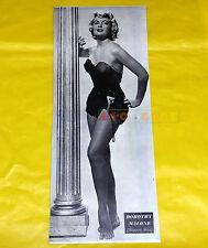 Ritaglio Clipping Coupure Zeitungsausschnitt - DOROTHY MALONE - 1956