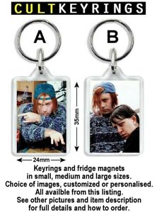 Kevin and Perry keyring / fridge magnet - Teenager, Go Large, Harry Enfield
