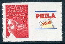 TIMBRE PERSONNALISE N° 3729Aa ** TYPE  MARIANNE / PHILA 2000