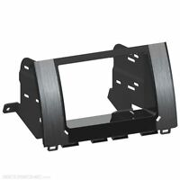 Scosche TA2116B Double DIN Dash Kit for Select 2014-Up Toyota Tundra Vehicles