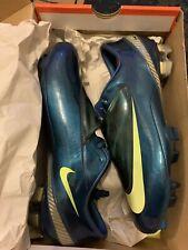 Rare Nike Mercurial Vapor IV 2007/2008 Football Boots Size 9.5