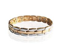 18 karat Armband Gold Silber Kette Armreif Herren Damen vergoldet Vintage unisex