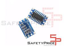 Adaptador placa Mini RS232 MAX3232 Levels TTL Module Serial Adapter Converter SP