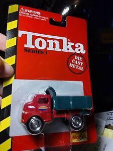 1998 Tonka Maisto Series 1 Complete Set of 4 Vehicles 50th Anniversary New