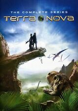 Terra Nova: The Complete Series [4 Discs] (2012, REGION 1 DVD New) WS