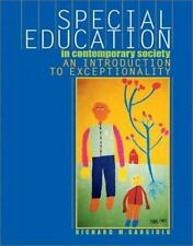 Special Education in Contemporary Society: An Introduction to Exceptionality (wi