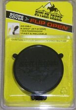 "Butler Creek Scope Cover Flip Open #40 OBJ 2.250"" NEW"