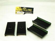 Whiteline Rear Leaf Spring Pad Kit Ford Falcon XR XT XW XY XA XB XC XD XE W71413