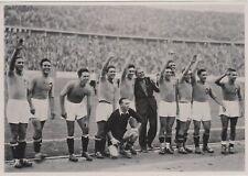 1936 BERLIN GERMAN OLIMPIC GAMES - Football Italian Team ORIGINAL PHOTO #143