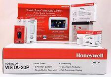 Honeywell Vista 20P, Tuxedo Touch, (3) 5816WMWH, (1)5800PIR-RES, (1)5834-4 KIT