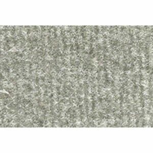 for 1977-87 Chevy Caprice 2 Door Cutpile 852-Silver Complete Carpet Molded