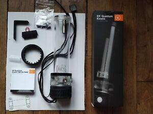 Pompe + réservoir EKWB EK-Quantum Kinetic TBE 300 ml D5 PWM D-RGB - Plexi