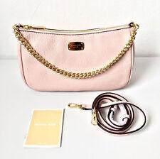 MICHAEL KORS Tasche Jet Set Chain Bag Schultertasche Pink Rosa Echtleder UVP€275