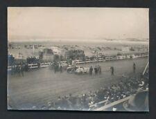 1915 BARNEY OLDFIELD Car Racer SIGNED Vintage Race Photo (Oldfield Estate)