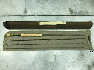 G. Loomis Crosscurrent GLX Fly Rod ( 4 piece, 9 foot, 8 weight)