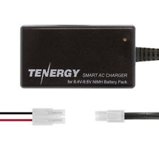 Tenergy Smart Charger for 8.4V-9.6V NiMH Airsoft & RC Battery Packs w/ Adapter