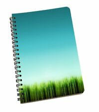 Nature Print Notebook/Journal, 120 Pages, Durable Laminated Cover 120 Page