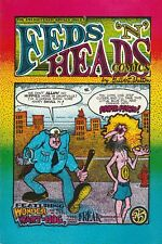 Feds n Heads (1970) 2nd/3rd Print FINE+ Free Shipping!