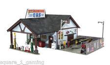 WOODLAND SCENICS BR5048 HO ETHYL'S GAS & SERVICE NISB