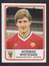 Panini - Football 84 - # 164 Norman Whiteside - Manchester United